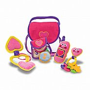 M&D PRETTY PURSE FILL&SPILL