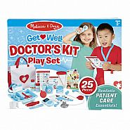 M&D DOCTOR'S KIT PLAYSET