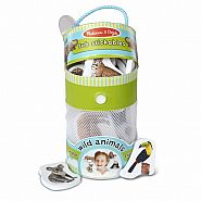 M&D WILD ANIMAL TUB STICKABLES
