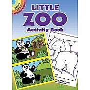 Little Zoo Activity Book