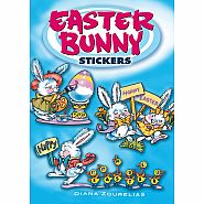 Easter Bunny Stickers