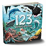 123 BENEATH THE SEA BOOK