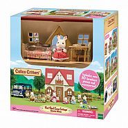 CALICO CRITTER RED ROOF COZY COTTAGE