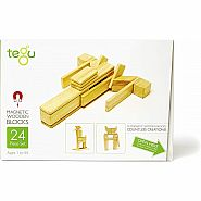 Tegu 24 PC Set - Natural