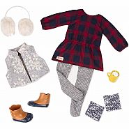 O.G. DLX.OUTFIT COCOA COZY