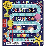 MBI SPIN & PLAY COUNTING GAMES