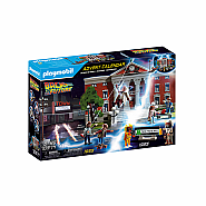 PLAYMOBIL Advent Calendar: Back To The Future