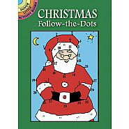 Dover Books Christmas Follow The Dots