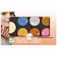 DJECO FACE PAINT METALLIC