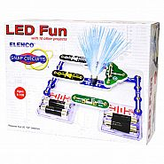 ELENCO SNAP CIRCUITS LED FUN