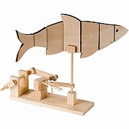 TIMBERKITS FISH WOODEN KIT