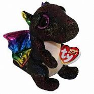 TY BOO'S ANORA DRAGON - BLACK