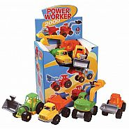 Androni : Power Truck 2000 (3 models)