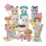 CAL BABY PARTY MINIFIGURES