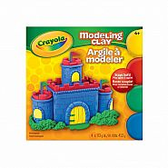 CRAYOLA MODELING CLAY PRIMARY COLOURS