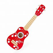 HAPE ROCK STAR UKULELE RED