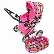 PLAYWELL TRIPLE TREAT PRAM
