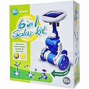 ECO 6 IN 1 SOLAR KIT