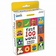 Briarpatch First 100 Words Matching Game