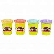 PLAY-DOH 4 PACK ICE CREAM/SWEE