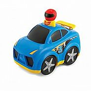 KIDOOZIE PRESS N ZOOM RACE CAR