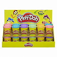 PLAY-DOH ORANGE 112G ASST. CAN