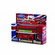 WELLY DIE CAST LONDON BUS