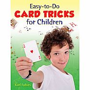 Dover Books Easy To Do Card Tricks