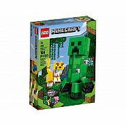 LEGO MINECRAFT BIG FIG CREEPER