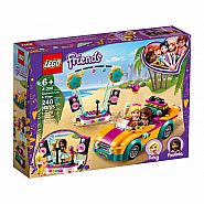 LEGO FRIENDS ANDREA'S CAR & STA