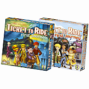 DAYS TICKET TO RIDE FIRST JOUR
