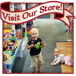1 - Visit us in store!